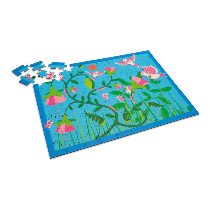 Kolibrie Puzzel 200 Stukjes Scratch legpuzzel Scra-6181093