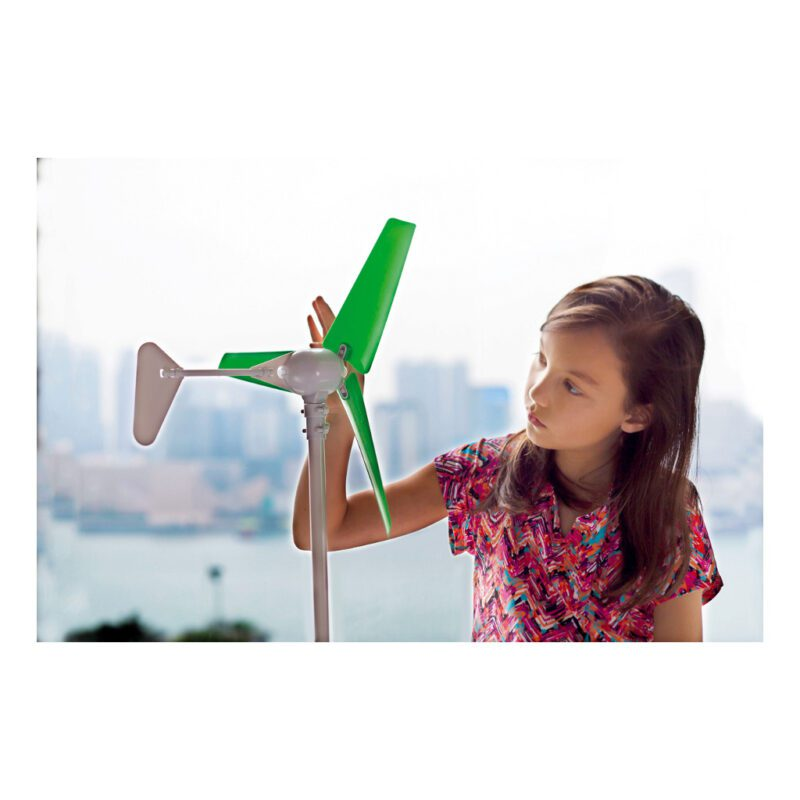 Maak Je Eigen Windturbine Ontdek Jongen Meisje 4M 4Msp-5603378