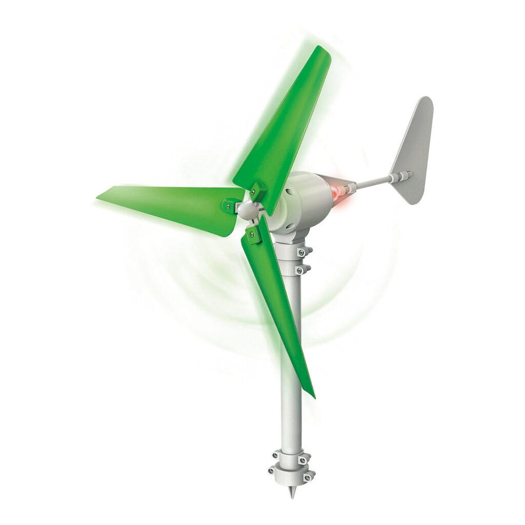 Maak Je Eigen Windturbine Windmolen 4M 4Msp-5603378