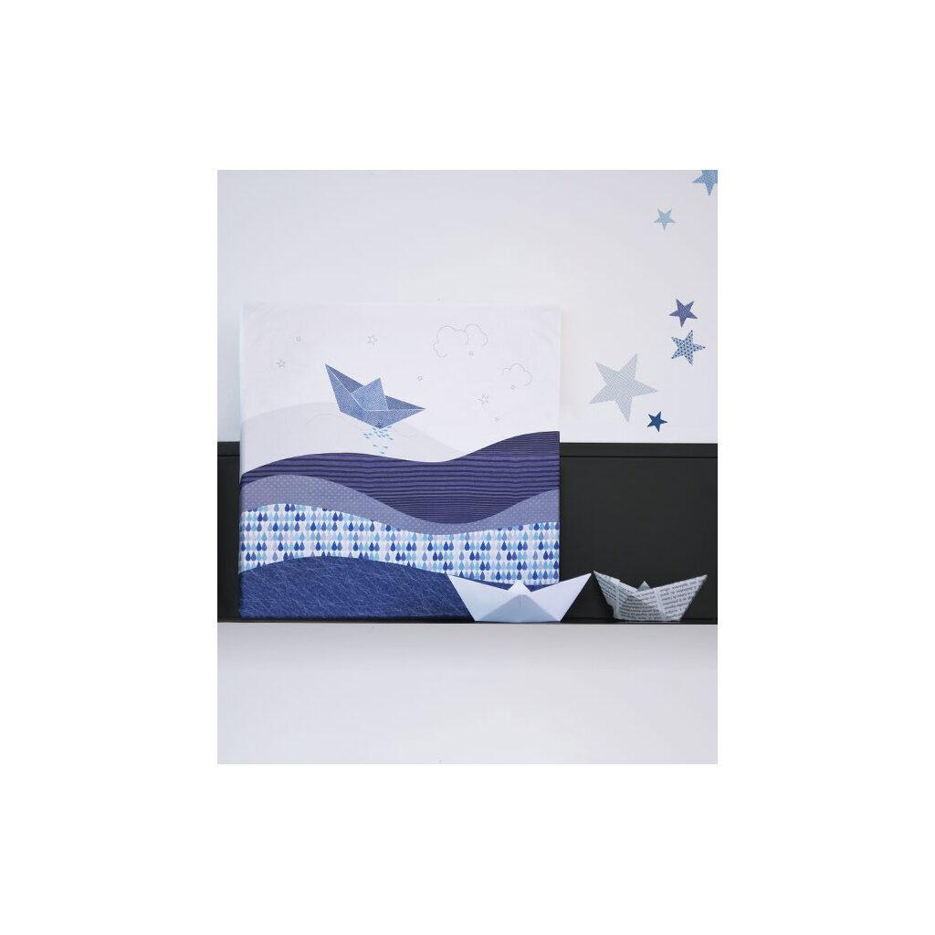 Ocean Muursticker A3 Lilipinso Sfeer Kinderkamer Lili-S0451