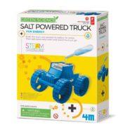 Op Zout Rijdende Truck Speelgoed Green Science Ontdek Knutsel QIDDIE.com 4M 4Msp-5603409