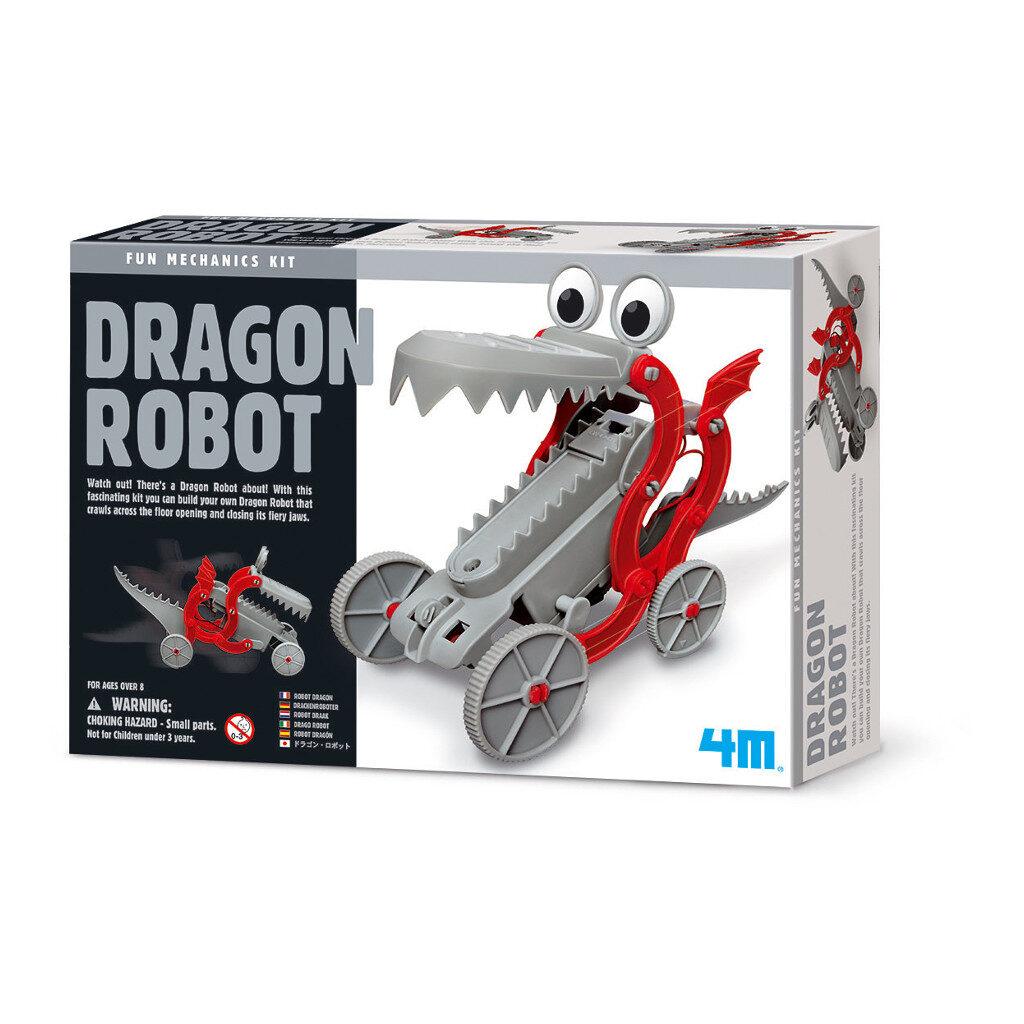 Robot Draak Maken 4M Doos Verpakking 4Msp-5603381