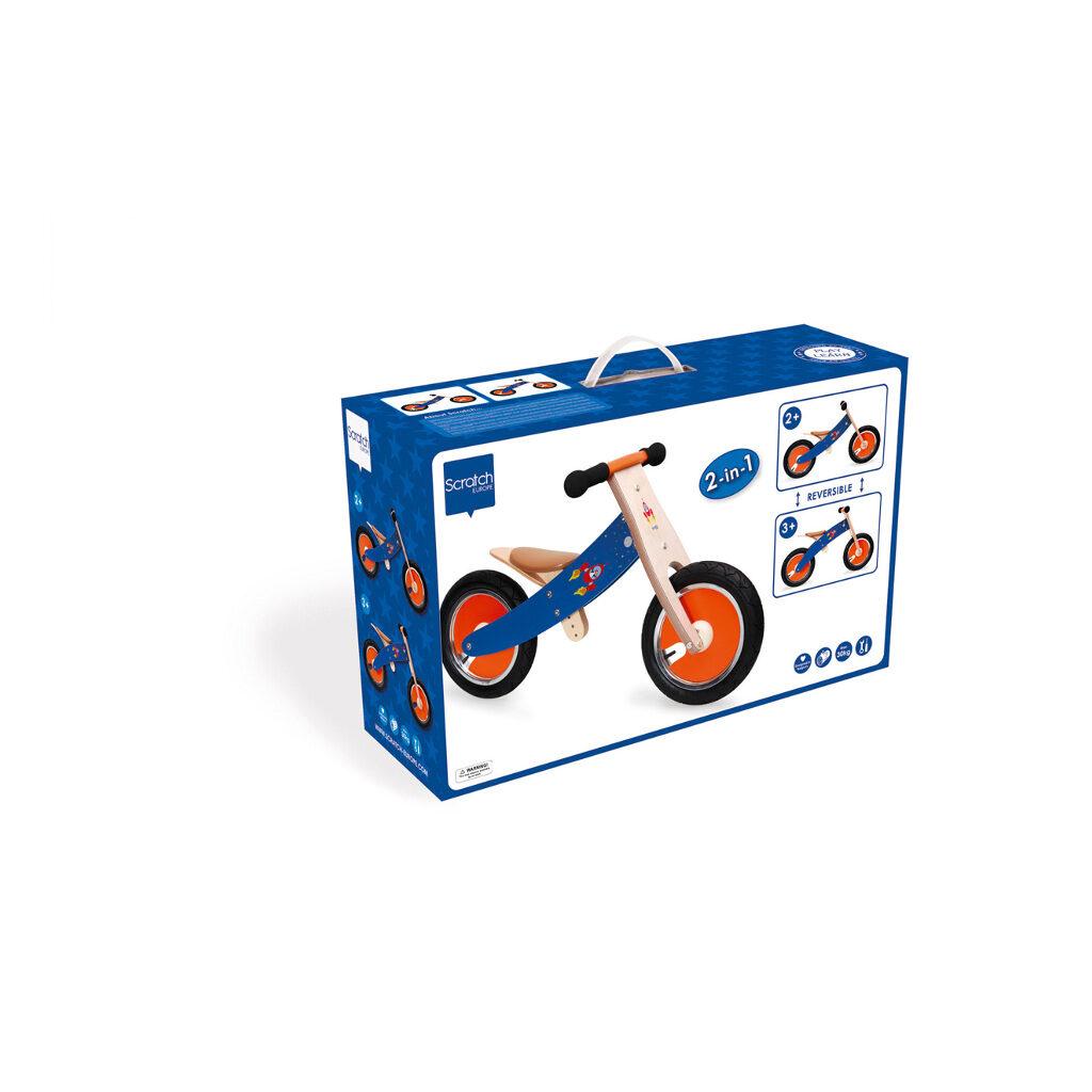 Ruimte Loopfiets Scratch Doos Verpakking Scra-6181439