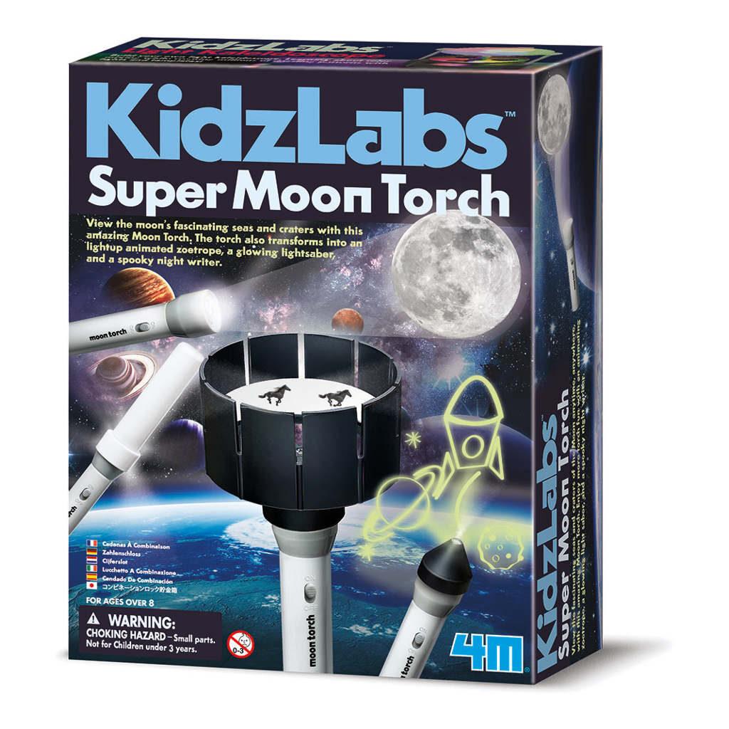 Super Maan Zaklamp Doos Verpakking 4M 4Msp-5603384