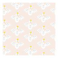 Swan Behang Lilipinso Motief Patroon Kleur Lili-H0407