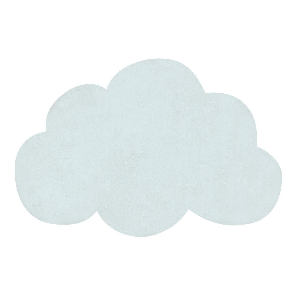 Wolk Morning Mist Vloerkleed Lilipinso Licht Blauw Babykamer Kinderkamer Lili-H0513