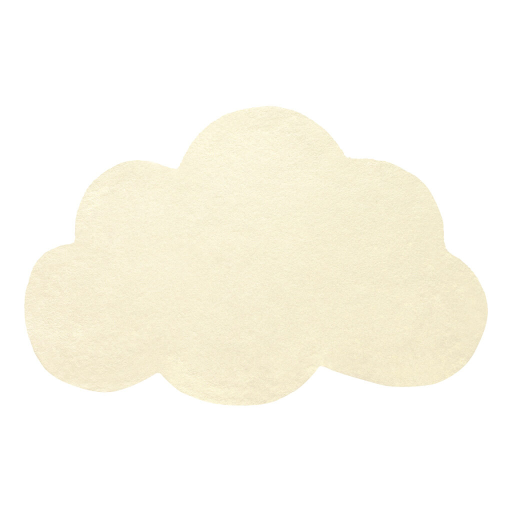 Wolk Tender Yellow Vloerkleed Nuages Lilipinso Lili-H0354