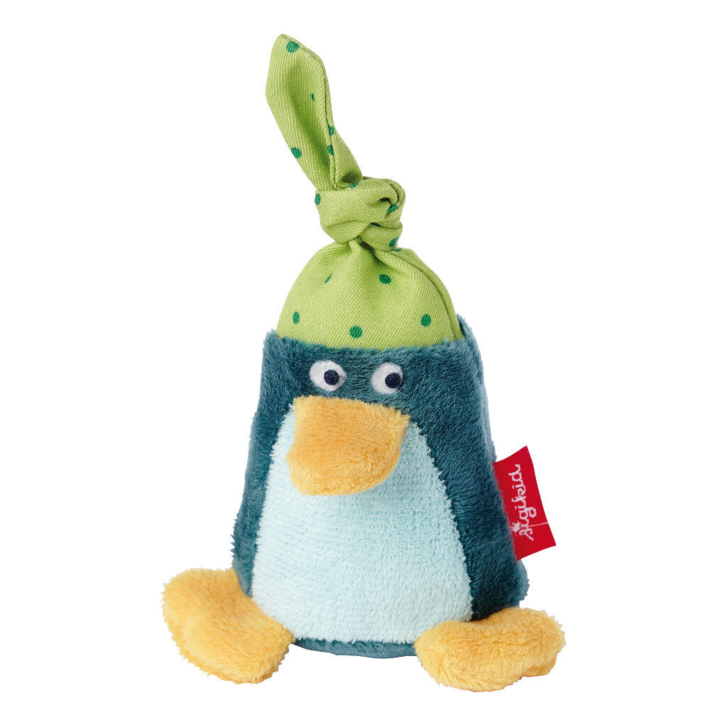 Pinguïn Rammelaar Knuffel Sigikid sigi-41182