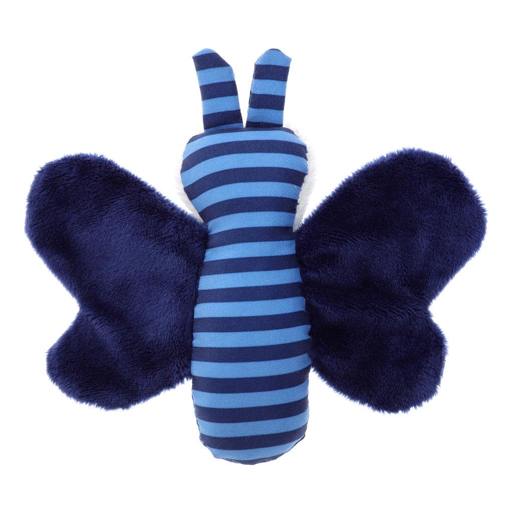 Vlinder Blauw Rammelaar | Sigikid