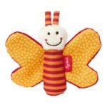 Vlinder Oranje Rammelaar Sigikid