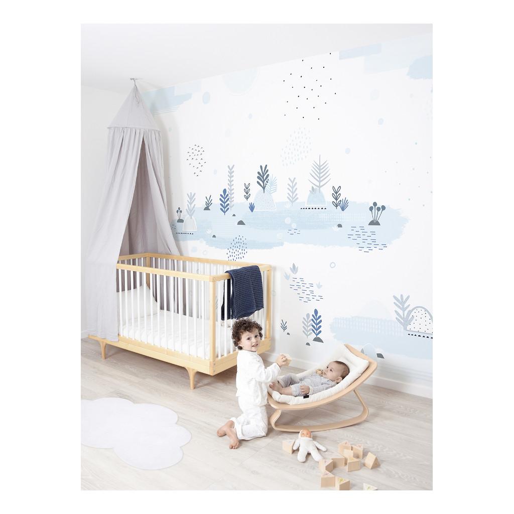 Vaak De beste Babykamer Behang ideeën ⋆ QIDDIE @EL38