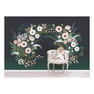Grote Bloesemboog Behang | Wonderland | Lilipinso