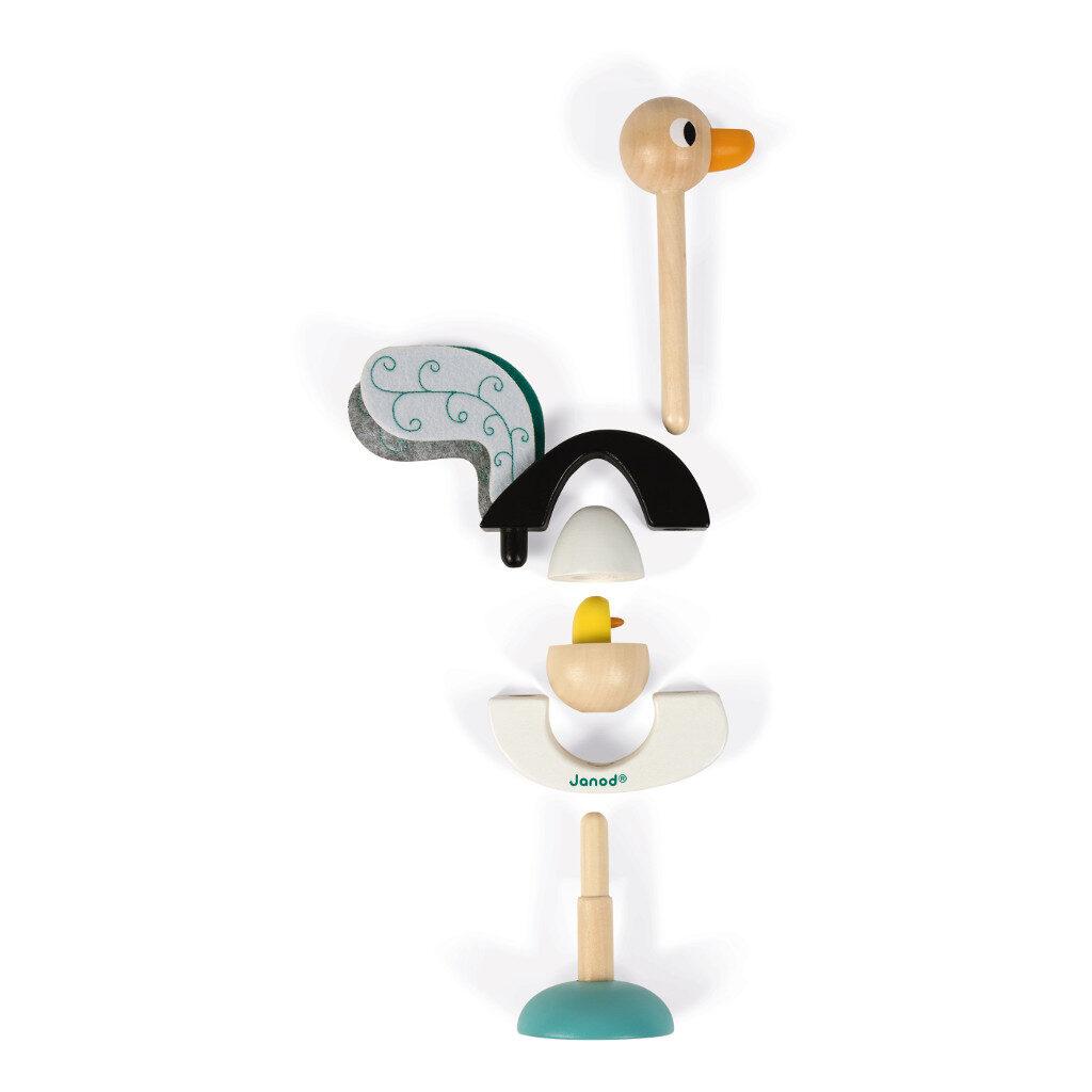 Stapeltoren Struisvogel | Janod