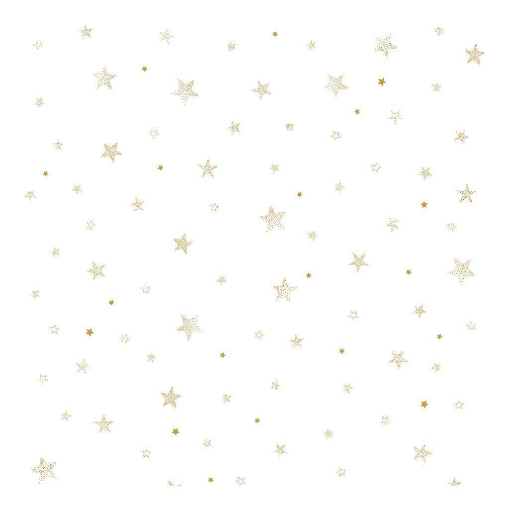 sterren goud behang stardust van lilipinso kopen   u22c6 qiddie