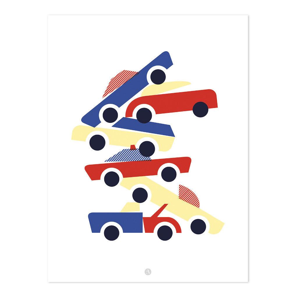 Auto Set Van 5 Poster | Oldies | Lilipinso