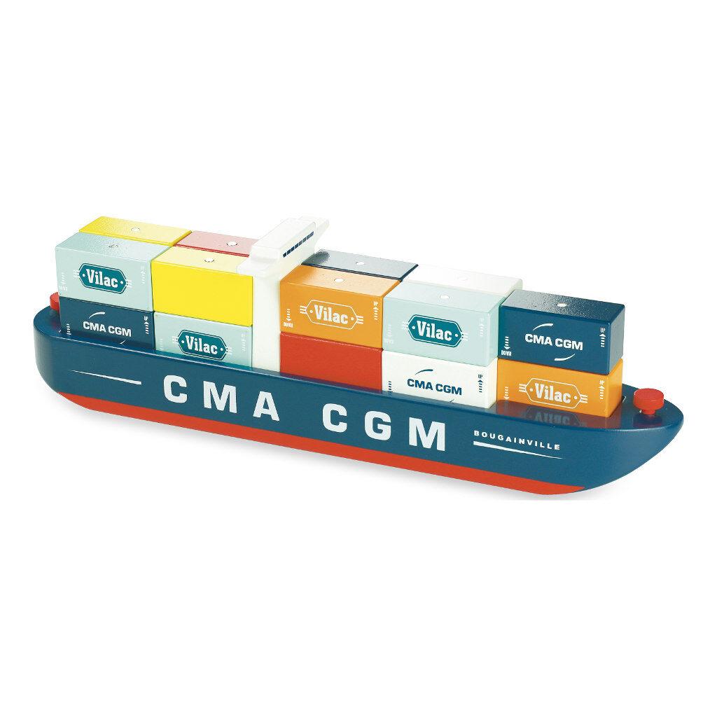 Containerschip Groot Vilacity Vilac Vila-2356