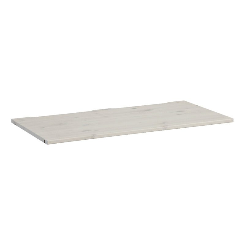 1X Legplank Onderdeel Kledingkast 100 Cm Whitewash Lifetime Kidsroom life-9512-01w