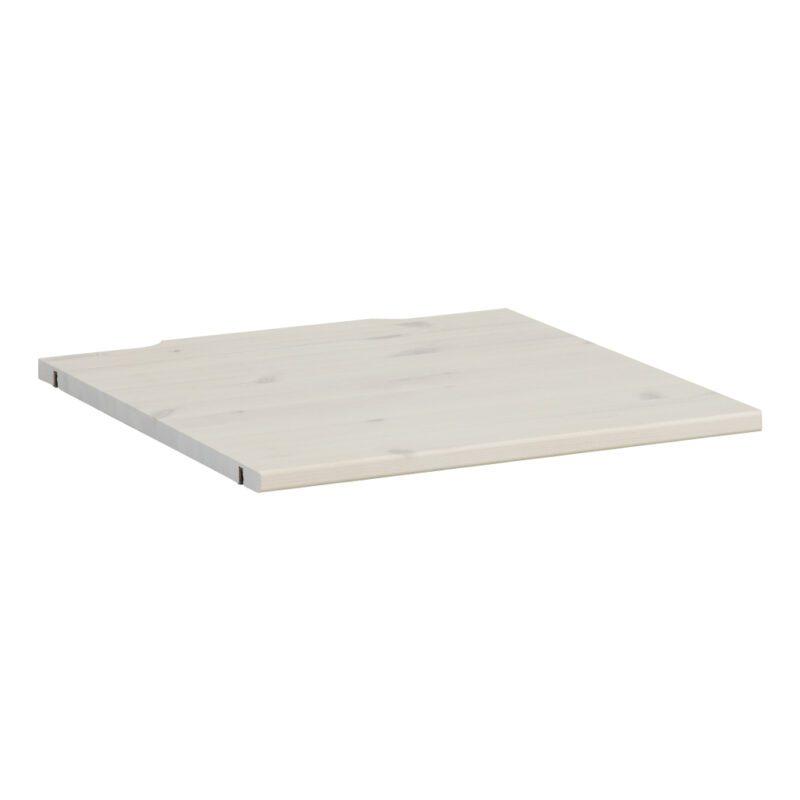 1X Legplank Onderdeel Kledingkast 50 Cm Whitewash Lifetime Kidsroom life-9511-01w