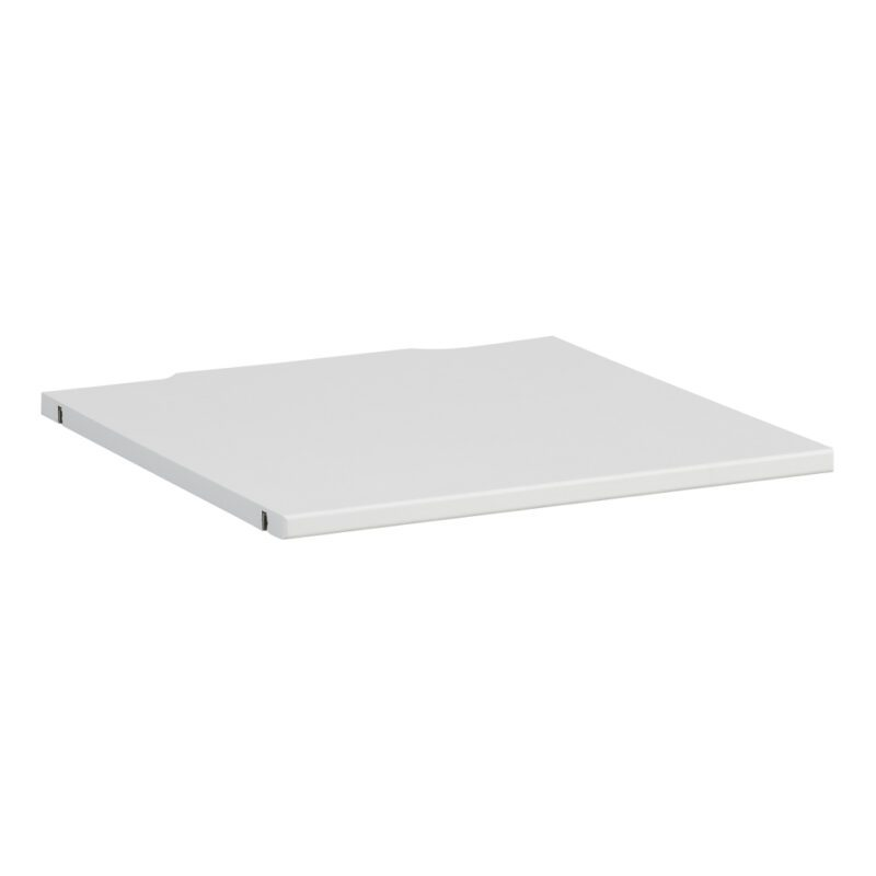 1X Legplank Onderdeel Kledingkast 50 Cm Wit Lifetime Kidsroom life-9511-10