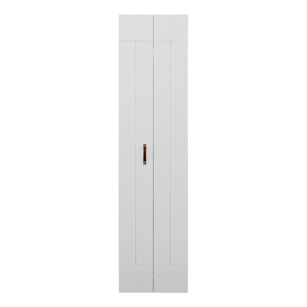 1X Vouwdeur Voor 50 Cm Kast Wit Lifetime Kidsroom life-9905-10