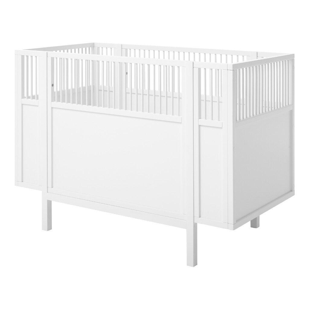Babyledikant Wit 60X120 Lifetime Kidsrooms life-7020