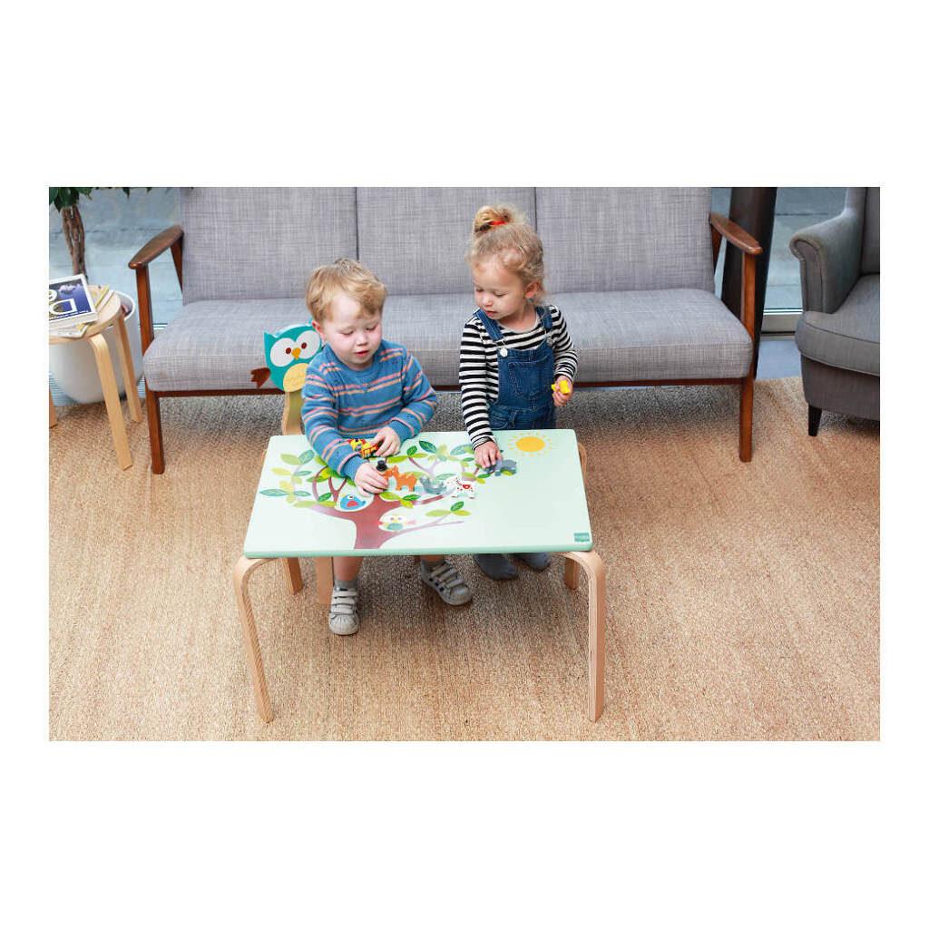 Houten Kinderstoel Uil Scratch Spelen Knutselen Samen Scra-6182324
