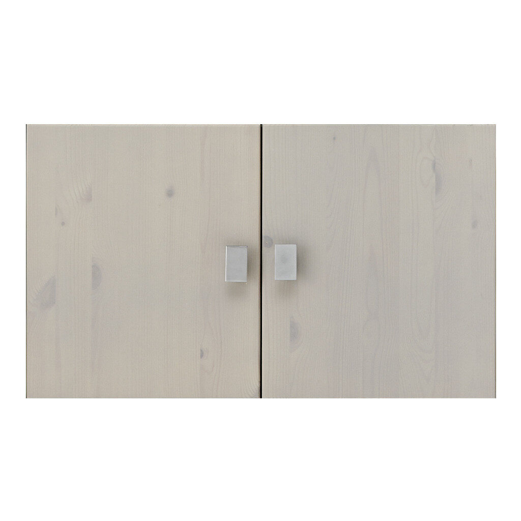 Set Deuren Greywash 34 Cm Voor Boekenkast 8018 | Lifetime Kidsrooms