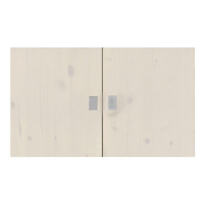 Set Deuren Whitewash 34 Cm Voor Boekenkast 8018 | Lifetime Kidsrooms