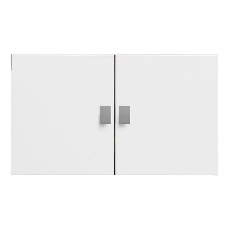Set Deuren Wit 34 Cm Voor Boekenkast 8018 | Lifetime Kidsrooms
