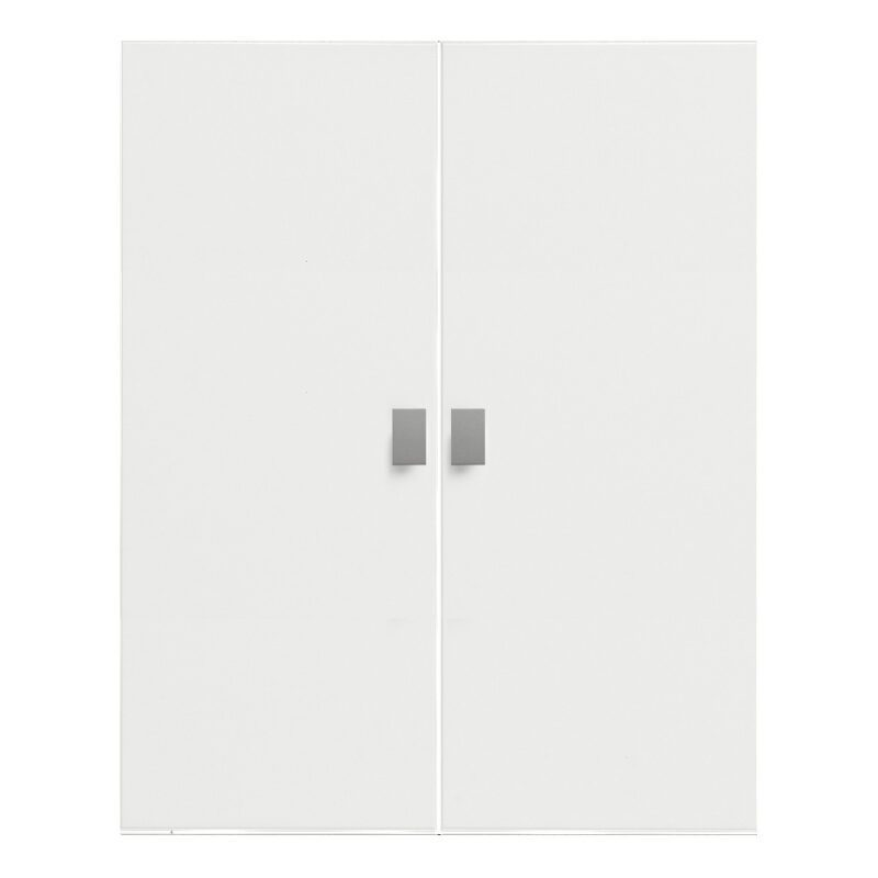 Set Deuren Wit 72 Cm Voor Boekenkast 8019   Lifetime Kidsrooms