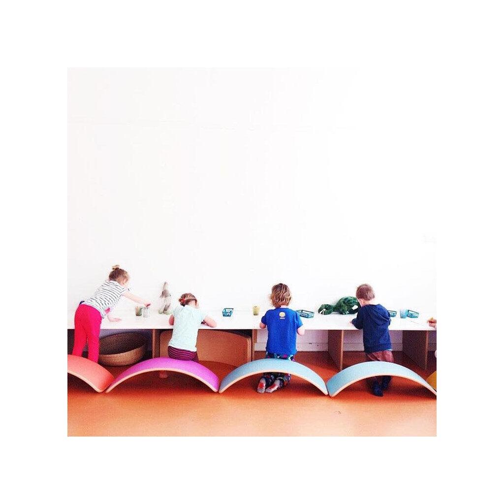 Wobbel Original Blank Gelakt Vilt Poeder Roze Mogelijkheden 1 Wobb-Blnknw-64