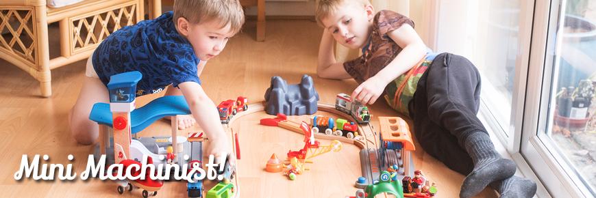 speelgoed treintjes