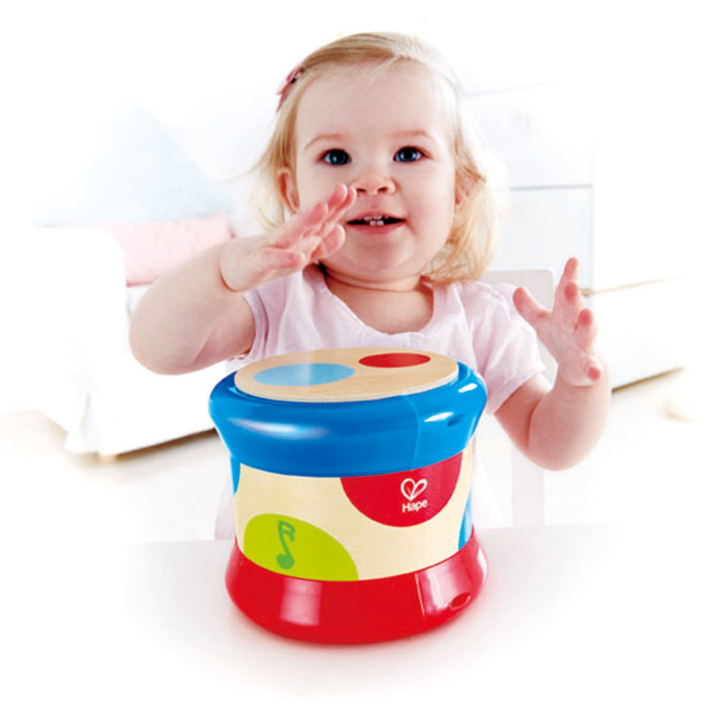 Baby Drum Met Kind hape-e0333 1024x1024