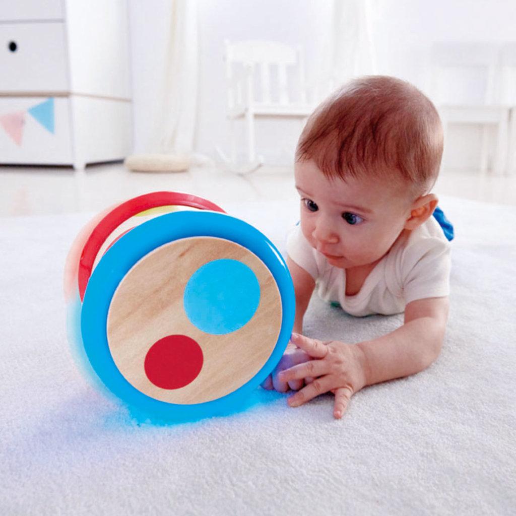 Baby Drum Trommel Dat Rolt Hape hape-e0333 1024x1024