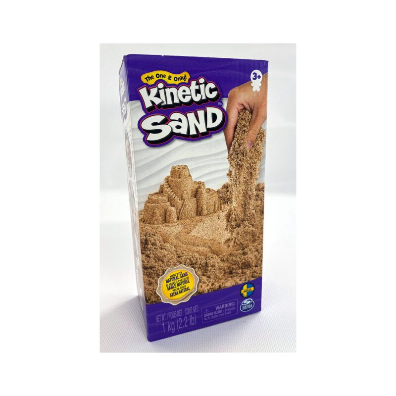 Kinetic Sand 1 Kg Wabafun Magisch Zand Kleef Zand QIDDIE.com waba-890150101