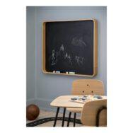Oakee Wandkrijtbord Sebra Speelbord Tekenbord Muur Qiddie.com sebr-8007301