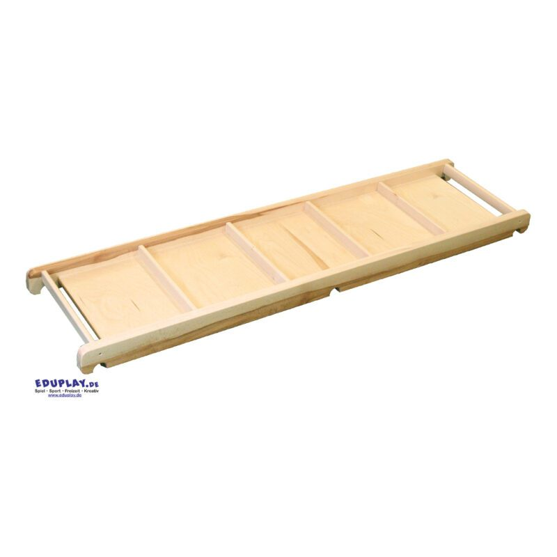 Klimrek Hout Tactiele Loop Plank Parcours Wandelen Wippen QIDDIEcom edup-170346