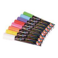 Raamstiften Set 8 Stuks Raam Markers Tekenen QIDDIE.com edup-240201