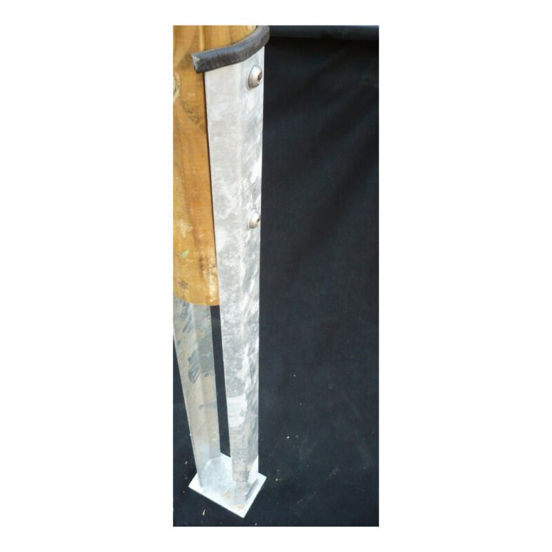 Robinia Hout Speeltoestel Dubbele Schommel QIDDIE.com Grond Bevestiging Cement Stevig Duurzaam edup-BT-KIGA-144-RMS-220