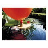 Houten Ballon Bootje Kind Kleuter Peuter Lucht Ontdekken Ballon Schieten Drijven Zwembad Water QIDDIE.com edup-800171