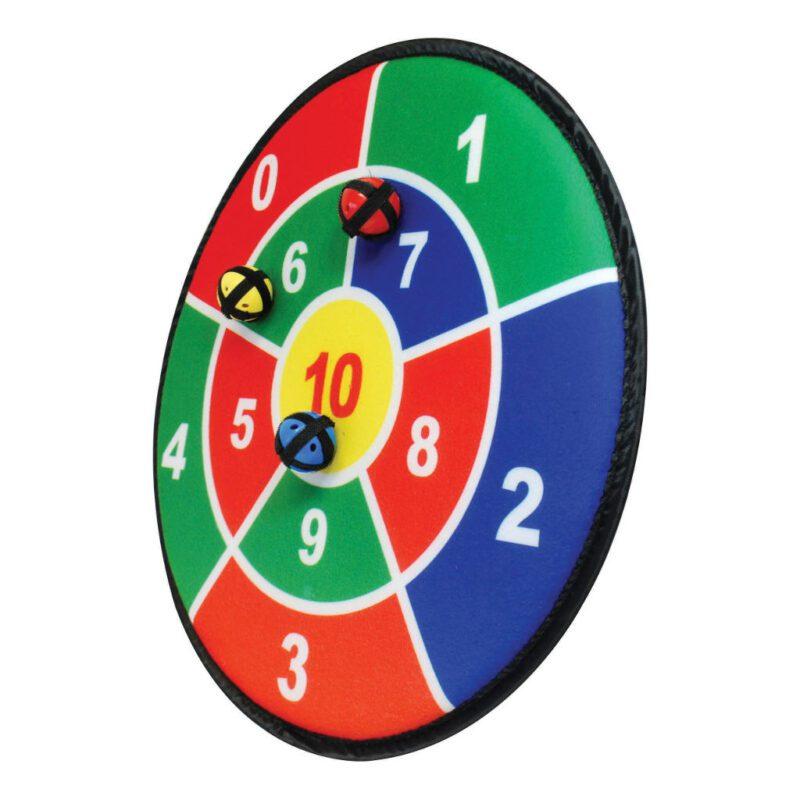 Klittenband Dartbord Set Van 3 Reken Spel Leren Leuk Maken Spelenderwijs Leren Sommen Maken QIDDIE.com edup-170268