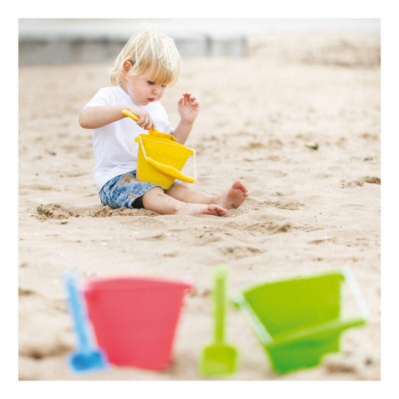 Silicone Emmer Kind Meenemen Naar Strand Vakantie FlexibelQIDDIE.com edup-160152