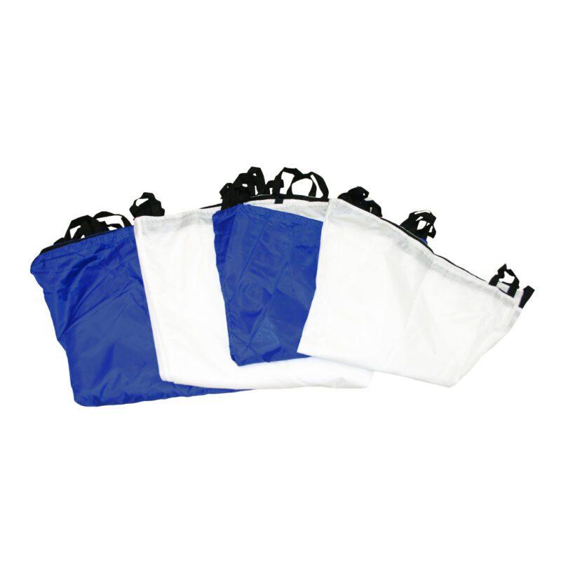 Swing Parachute Wit 185 Cm Speel Bal Licht Materiaal Bewegen Balans Samen Spel Inzicht Motoriek Cognitief QIDDIE.com edup-170221