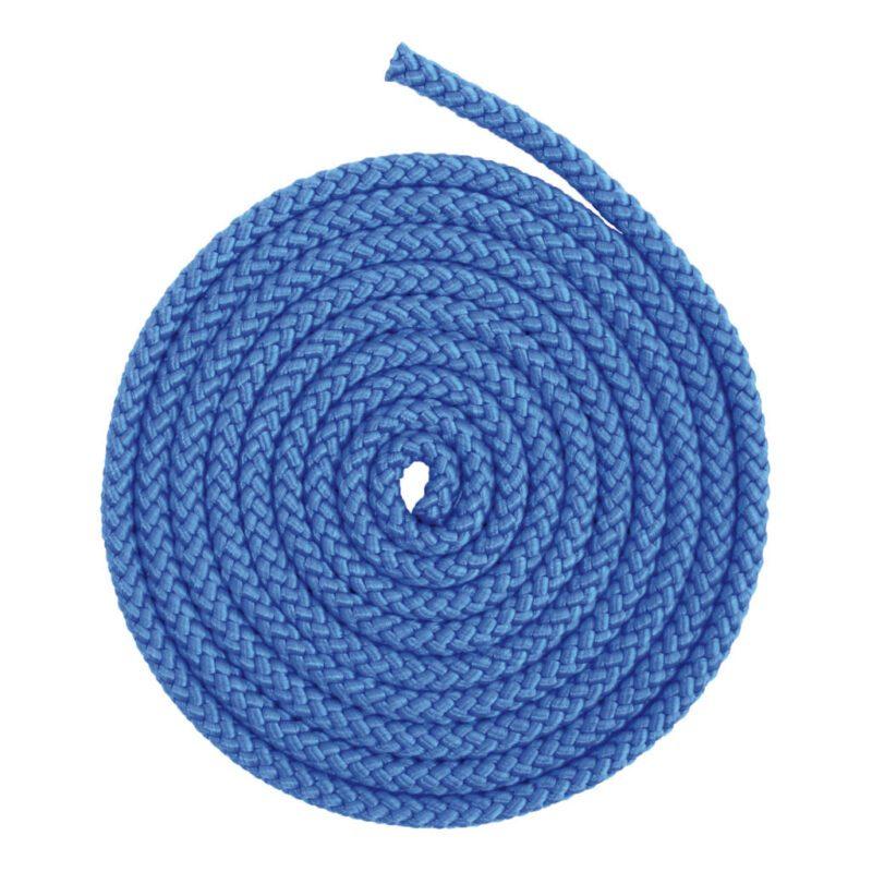 Uni Touw 2,5 Meter Draaien, Vastmaken Blauw Kind Kleuter Peuter QIDDIE.com edup-170025