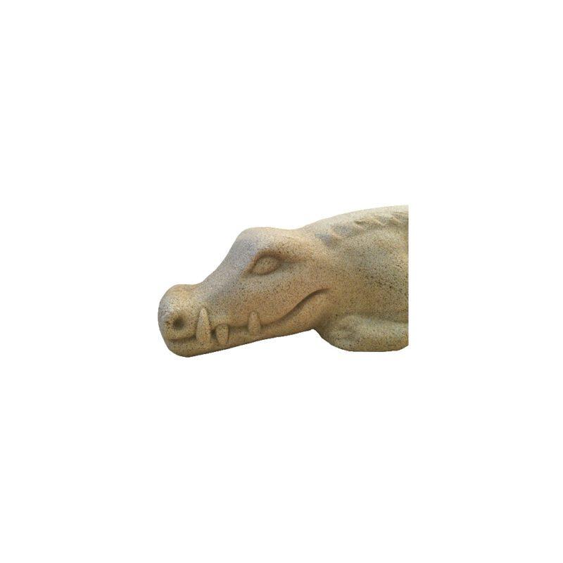 Zandvormen 3D Groot 4 Stuks Krokodil Maken QIDDIE.com edup-160183