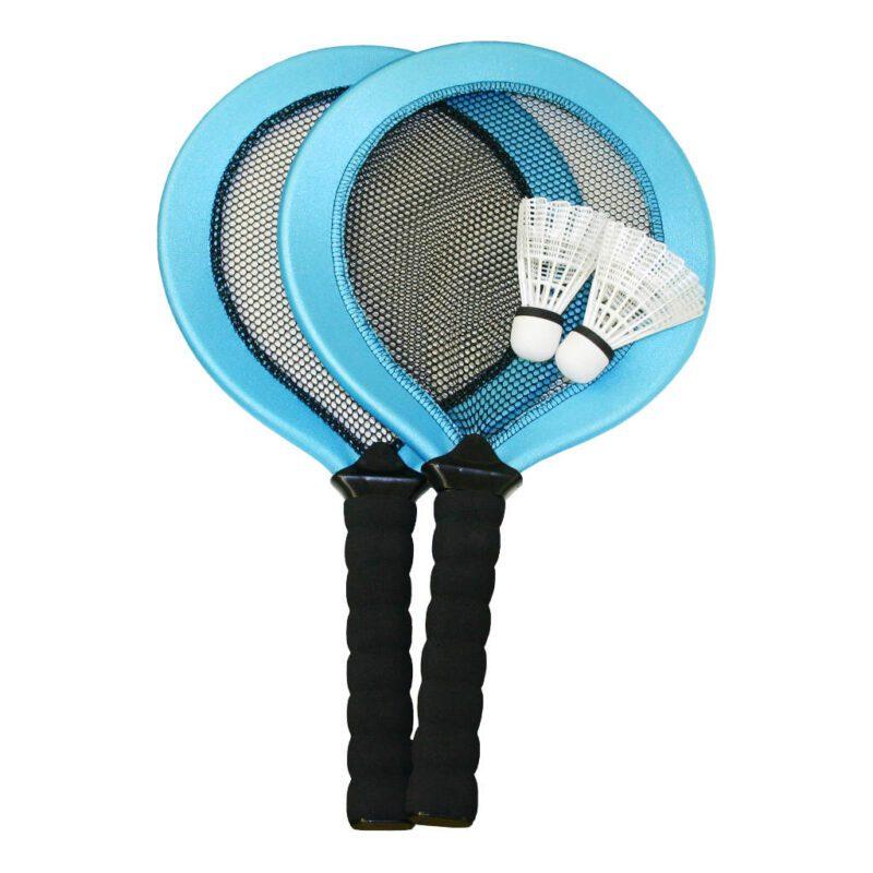 Badmintonrackets Korte Steel Buiten Spelen Strand Badminton Peuter Kleuter Kind Samen Degelijk QIDDIE.com edup-170205