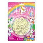 Glow In The Dark Eenhoorns 4M Plakken Plafon Unicorns Geef Licht In Donker Kind Peuter Kleuter 4msp-5605939