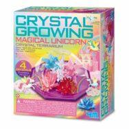 Groei Kristal Eenhoorn 4M Maken Unicorn Pakket Girls Meisjes 8 Jaar 4msp-5603928
