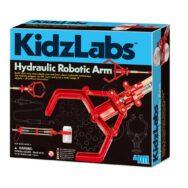 Hydraulische Robot Arm Maken 4M Grijp Arm Maken Oppakken Maken Ontdekken Techniek Speelgoed Jongen Meisje Meenemen Bouwen 4msp-5603414