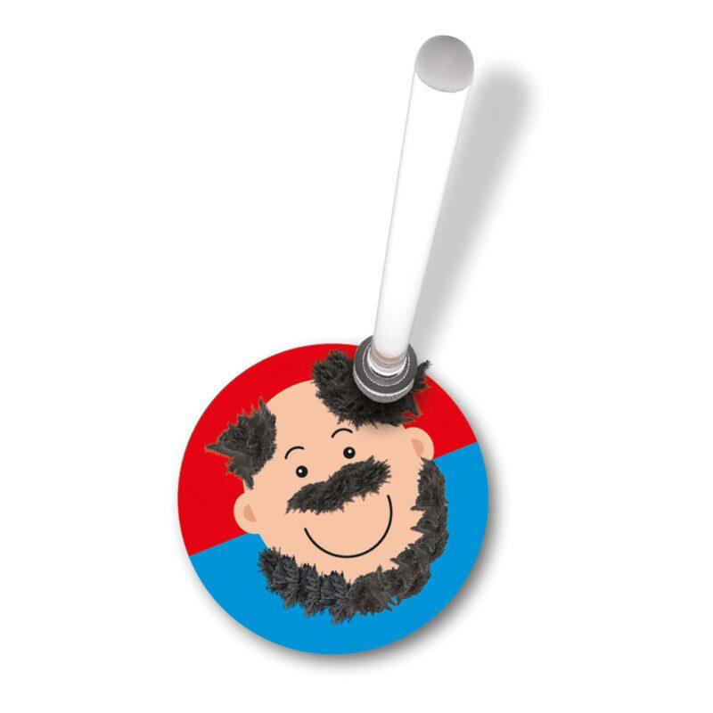 Magnetisch Gezicht Maken 4M Gesloten Doos Poeder Funny Face Maken Creeeren Jongen Meisje Kind Speelgoed 4msp-5603317